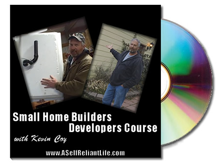 Small Home Builders Developers Course