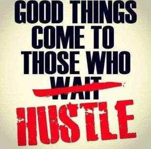 side-hustling